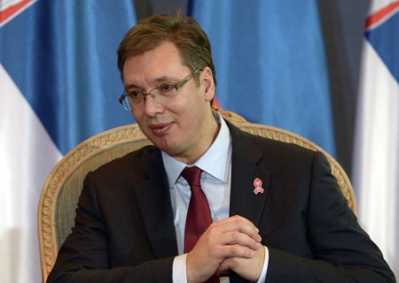 Президент Сербии поставил на место посла Украины
