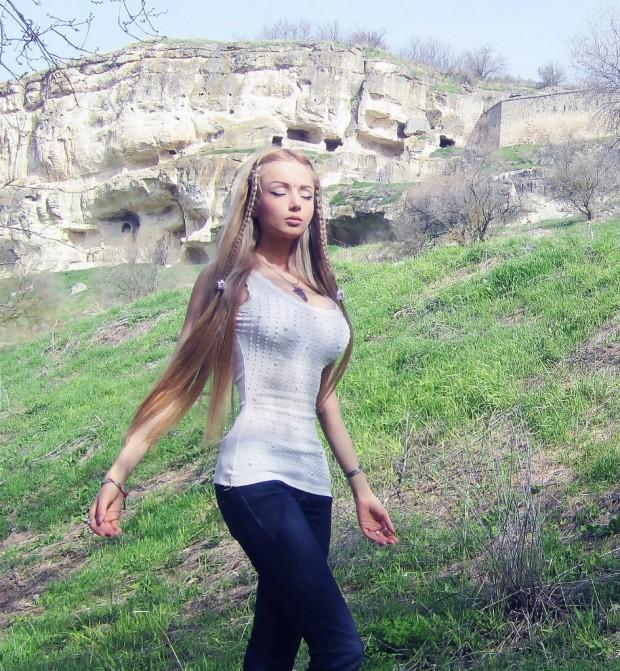 Украинские девушки с большой грудью 8 фотография