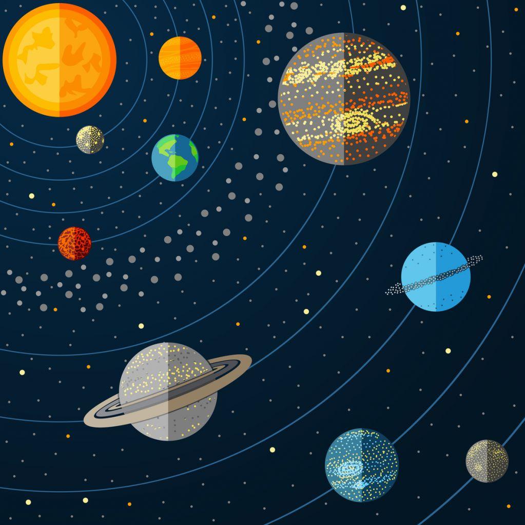 Солнечную систему построили инопланетяне?