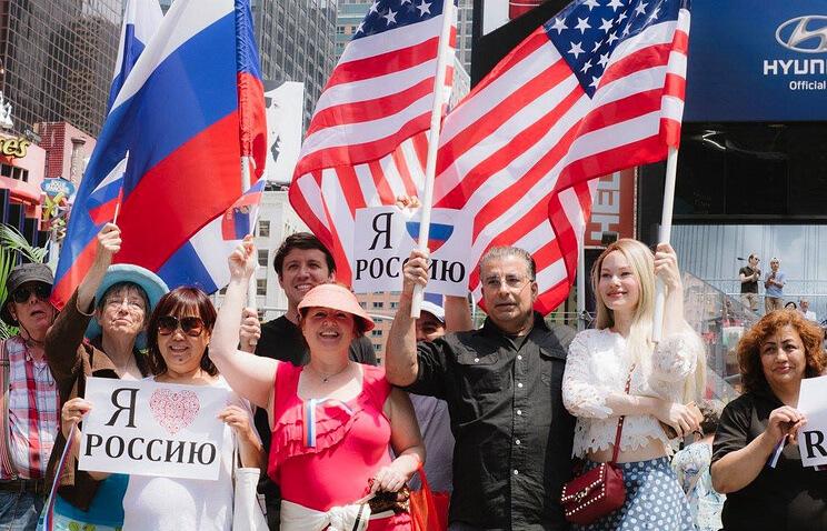 Американские СМИ: «Весь мир обнаружил, что Россия — великое государство»
