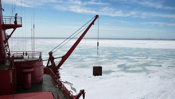 Море богатств: Россия поднимет госдолг США с арктического дна.