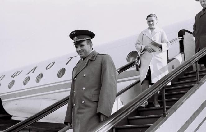 Как Ригу чуть не переименовали в Гагарин