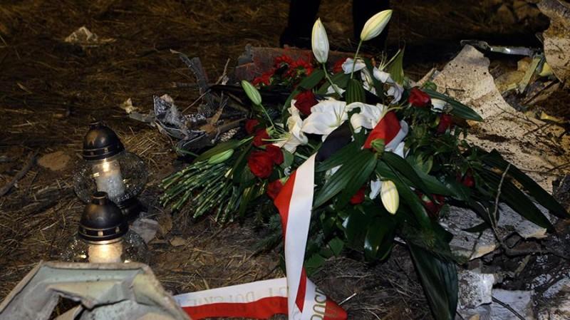 Польские эксперты взорвали Ту-154
