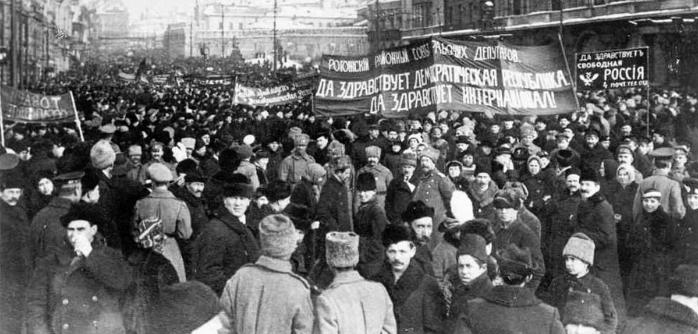 Москва и революция: как это было 100 лет назад