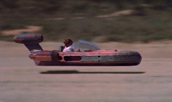 Разработана «детская» версия летательного аппарата Х-34 из «Звездных войн»