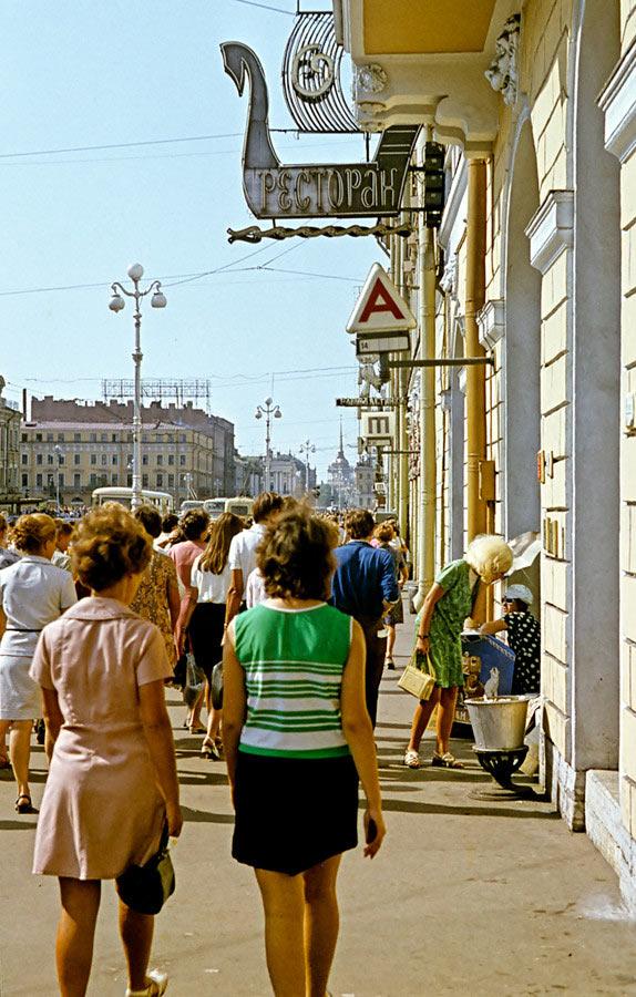 Фото из жизни в СССР