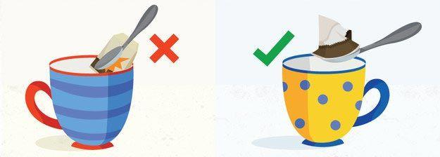 15 истин о чае, познавательное о чае, как правильно заваривать чай