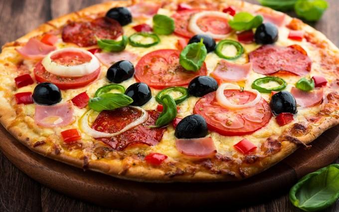 Самая лучшая пицца «А-ля пеперони... double cheese»