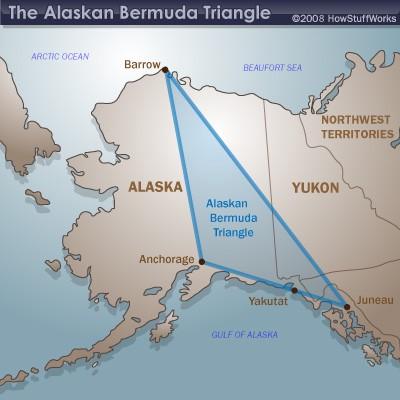 Загадка исчезновений людей на Аляске