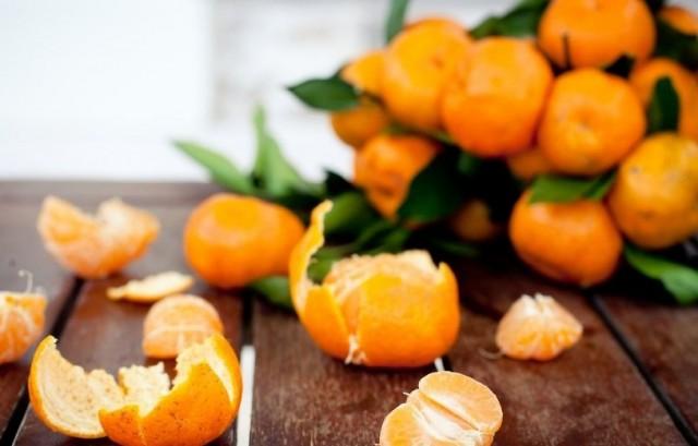 Как использовать мандариновые корки - советы опытной огородницы