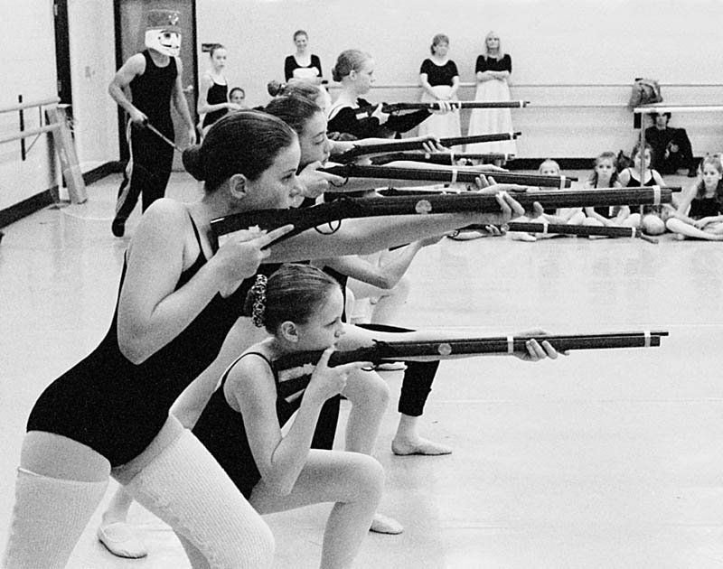 "На репетиции ""Щелкунчика"" в школе балета. история, люди, мир, фото"
