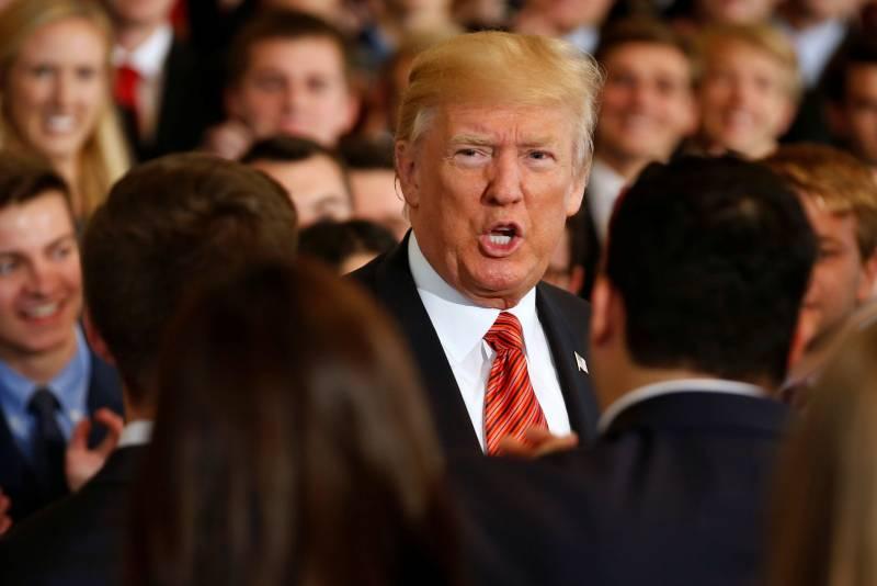 Над Трампом нависла угроза расправы