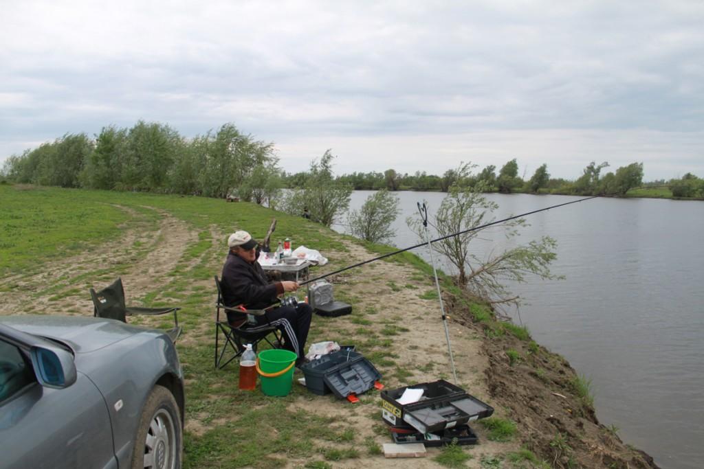 правила рыбалки на оби с лодки
