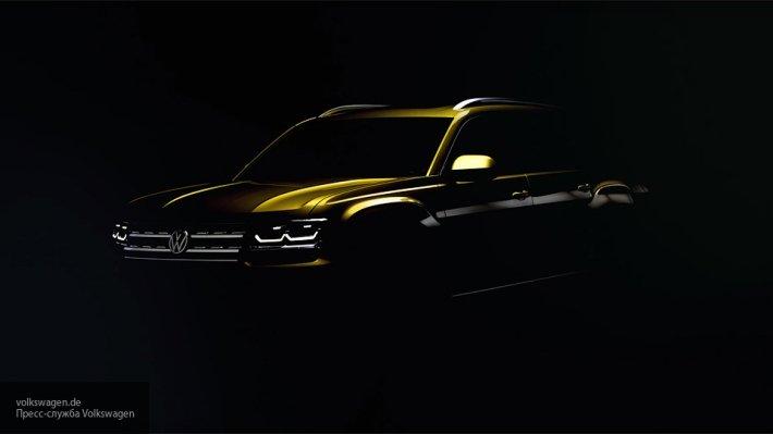 Volkswagen объявил об отзывной кампании флагманских внедорожников Atlas