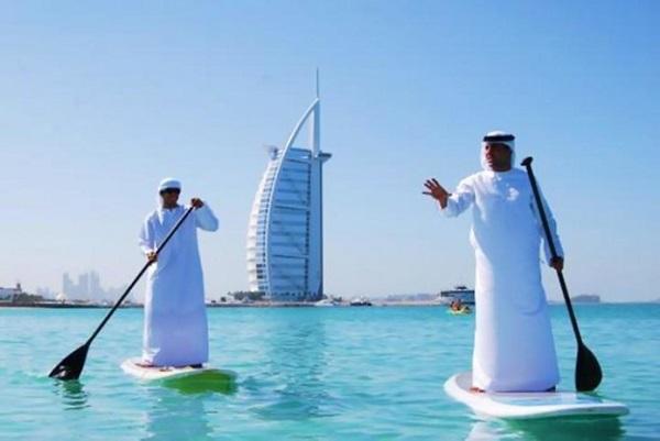 Такое возможно только в Дубае! 19 странных снимков, которые вводят в ступор