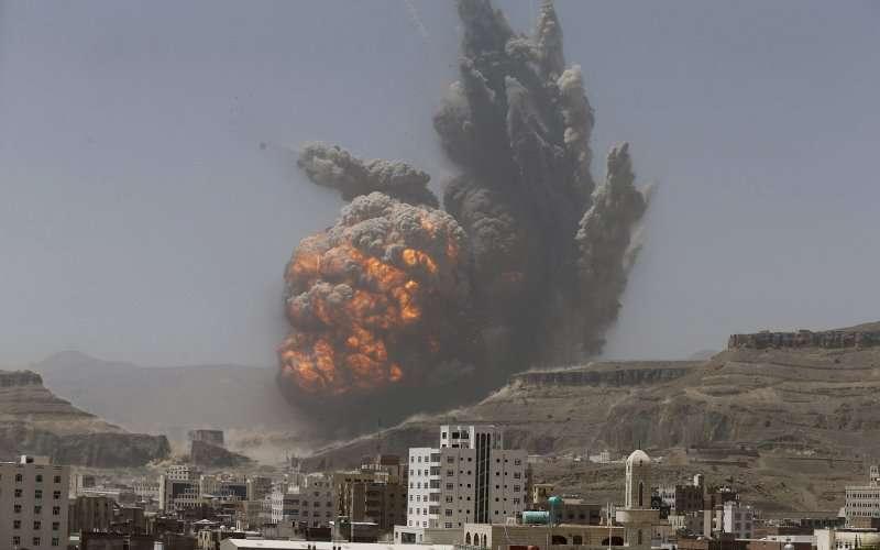 Йеменское болото для Саудитов