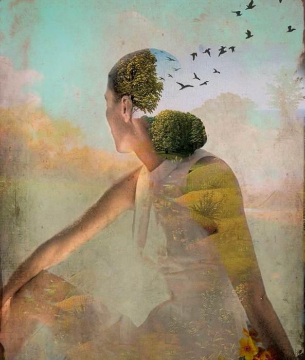 Стильное ретро и тонкий сюрр - таинственно-мистические новеллы в красках художницы Катрин Вэльц-Штайн