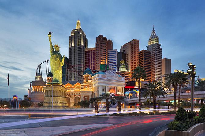 Лас-Вегас — город обман