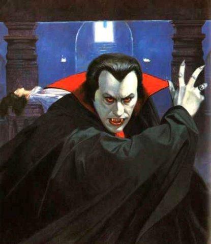 Легенды и мифы о вампирах