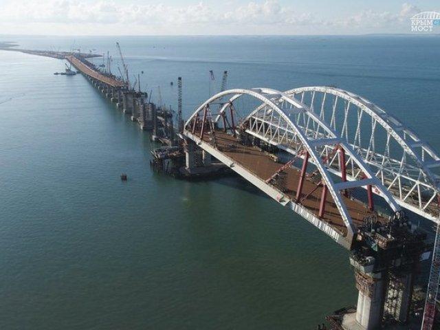 Крымский мост может рухнуть уже этой весной