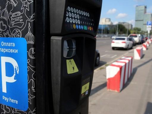 Платная парковка в пределах ТТК не будет повсеместной