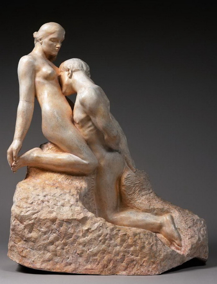 Самые выразительные любовные скульптуры