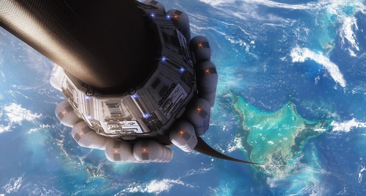 Космический лифт может стать…