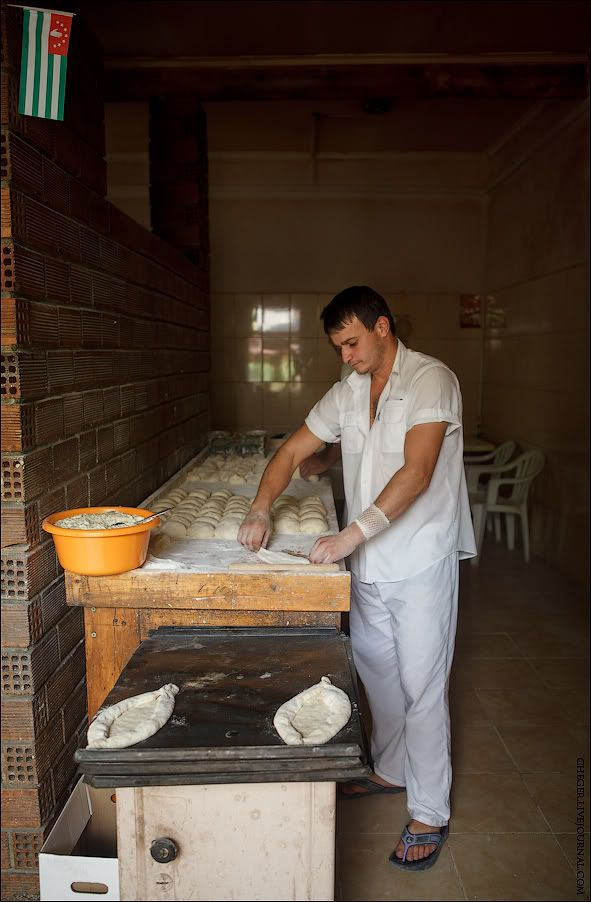 Khachapuri07 Как делается легендарный хачапури лодочка