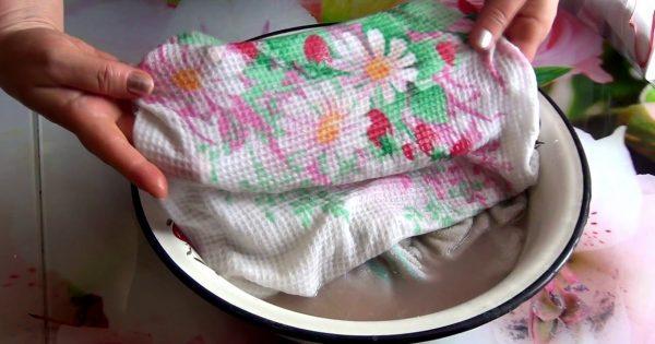 Кухонные полотенца отравляют…