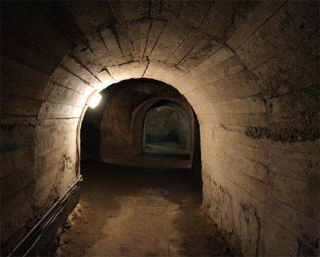 Самые крупные рукотворные подземелья мира