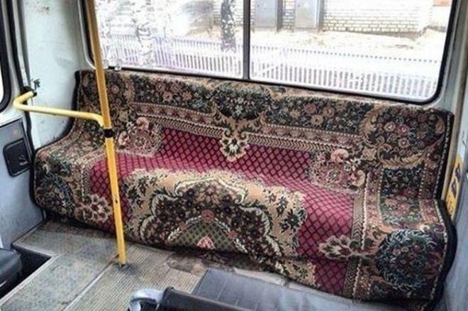 фото про общественный транспорт