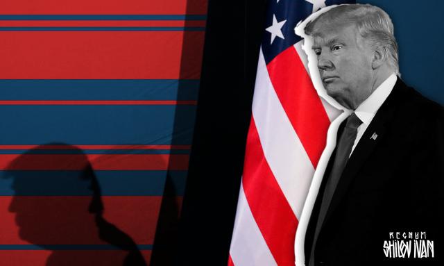 Превращение Трампа из успешного бизнесмена в политического лузера.