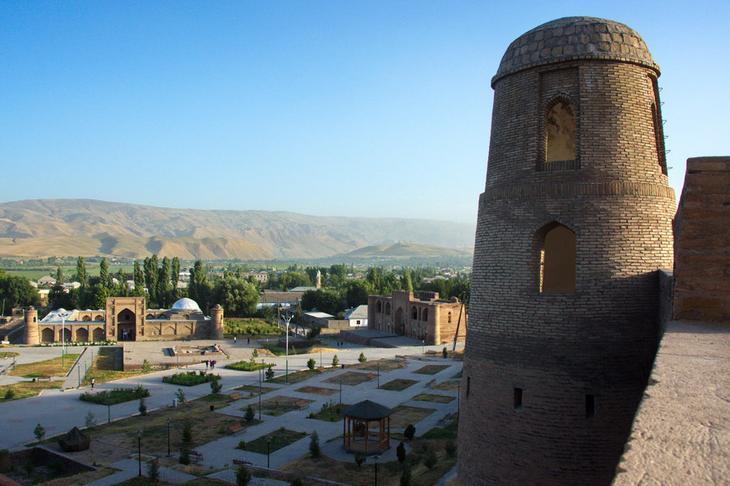 Комитет по развитию туризма Таджикистана