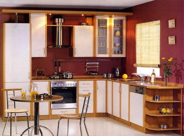 Кухня 3 на 3 интерьер своими руками