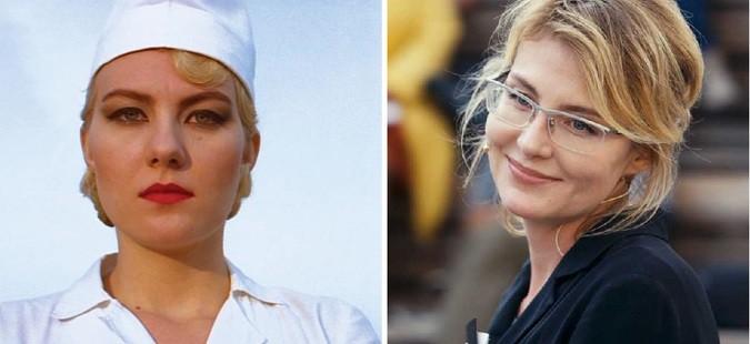 Рената Литвинова, 50 лет «Увлеченья» (1994) 27 лет — «Про любовь» (2015) 48 лет