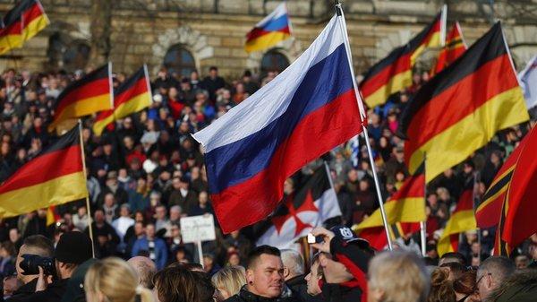 Немцы выступают за снятие санкций с России