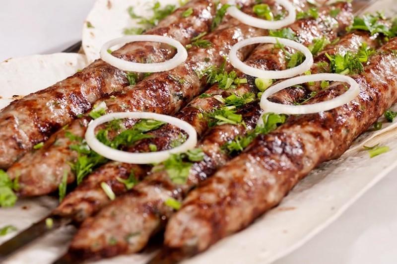 Люля-кебаб для новичков еда, люля-кебаб
