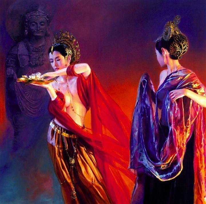 Сила и мудрость. Jia Lu