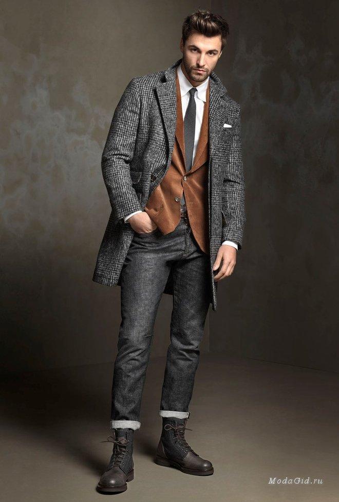 Как денди лондонский одет: мужская мода – британский стиль