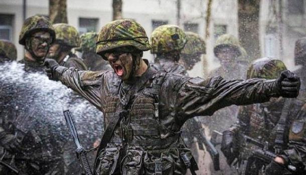 Натовский мордобой в Германии: литовские военнослужащие подрались на учениях