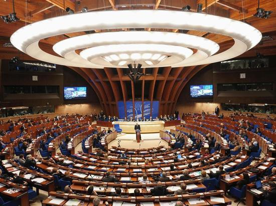ПАСЕ рекомендовала России сформировать делегацию из шести полов