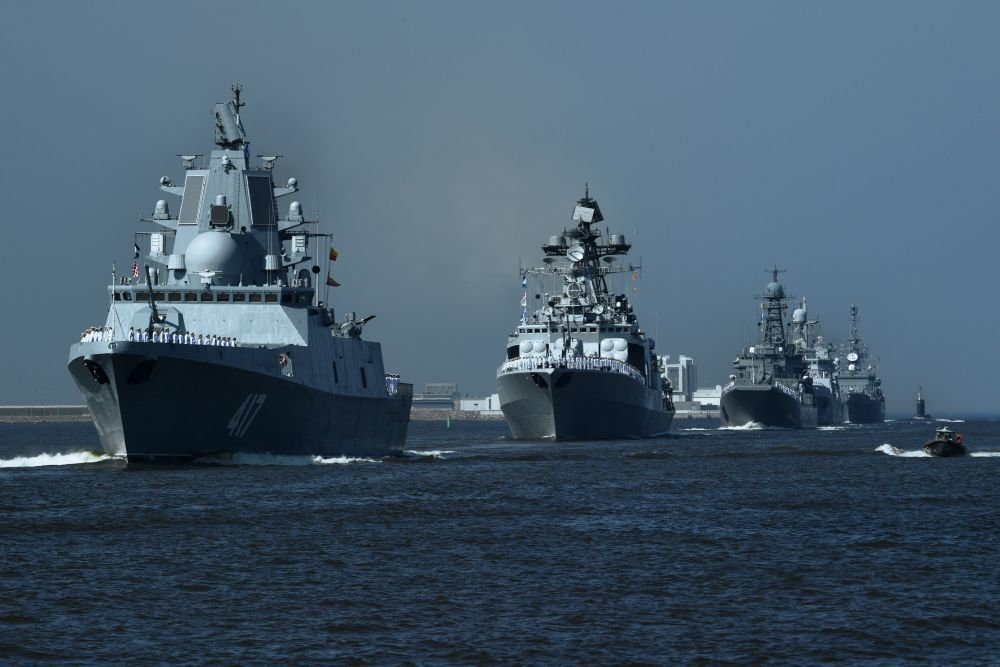 """Российским фрегатам добавят """"Калибров"""""""