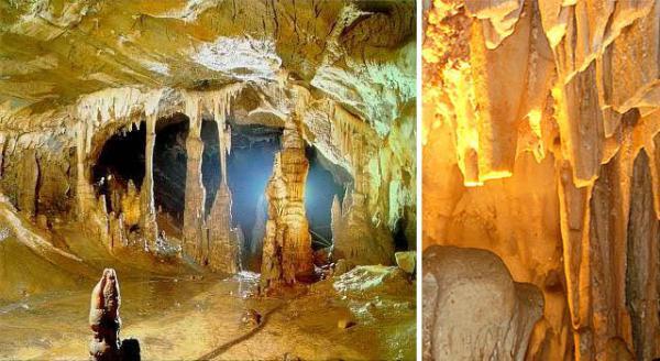 Пещеры: мир под миром
