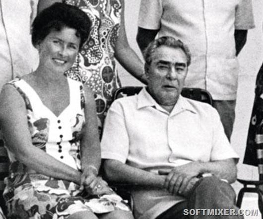 Последняя страсть Леонида Брежнева