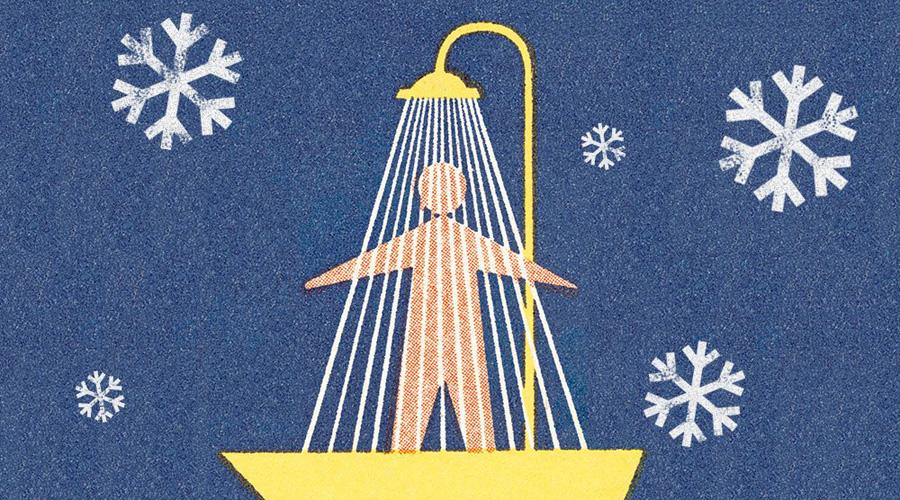 Как влияет холодный душ на организм человека