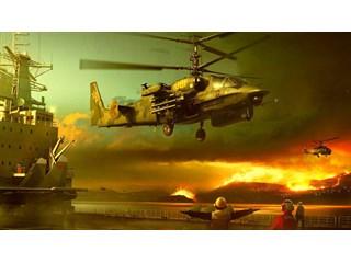 """Иностранцы о том, чей вертолет выиграет: американский """"Apache"""" или российский """"Kа - 52"""""""
