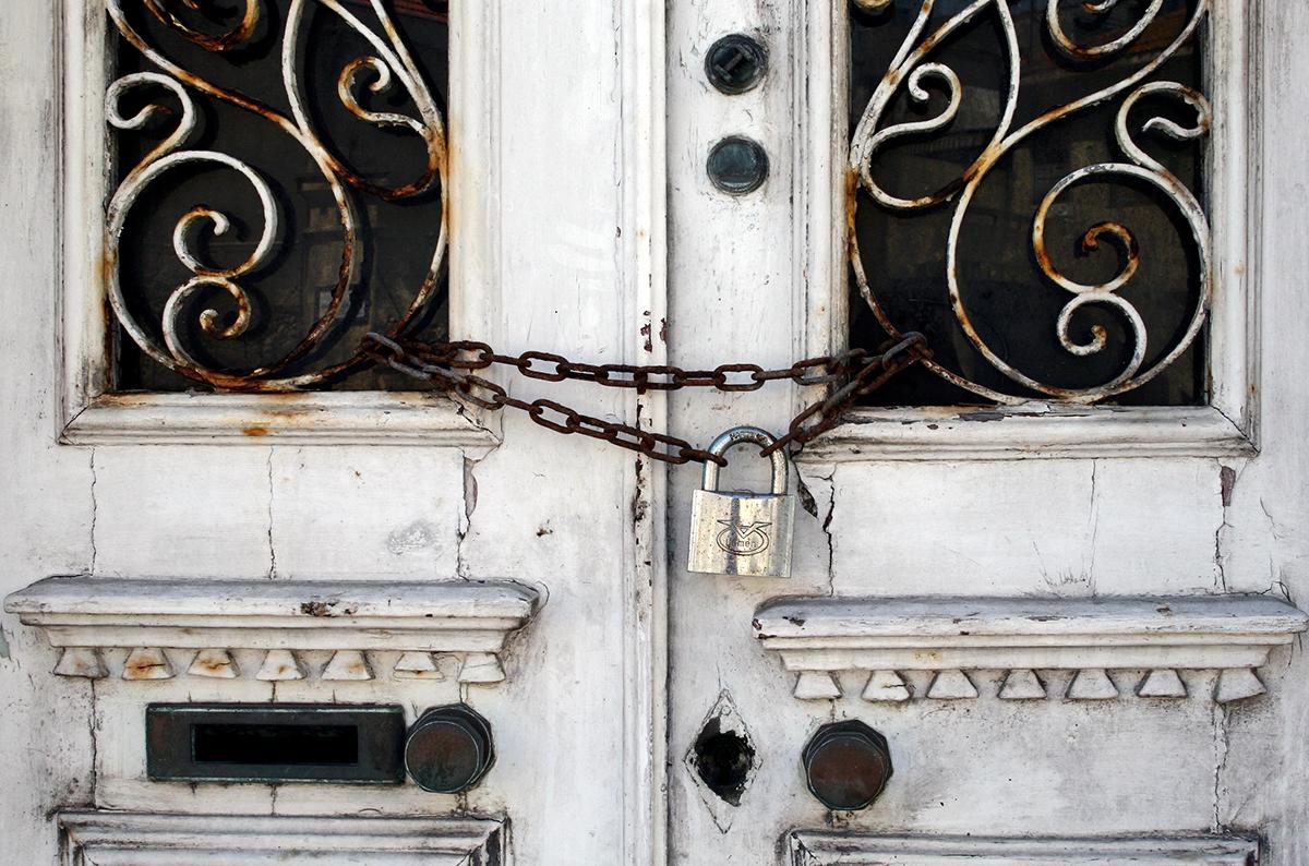 Запустение: заброшенный городок ФСБ под Калининградом