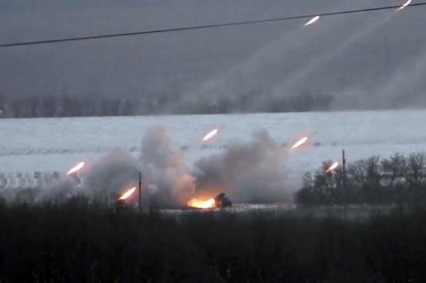 Ополченцы и ВСУ схлестнулись под Донецком: украинская армия пошла на прорыв