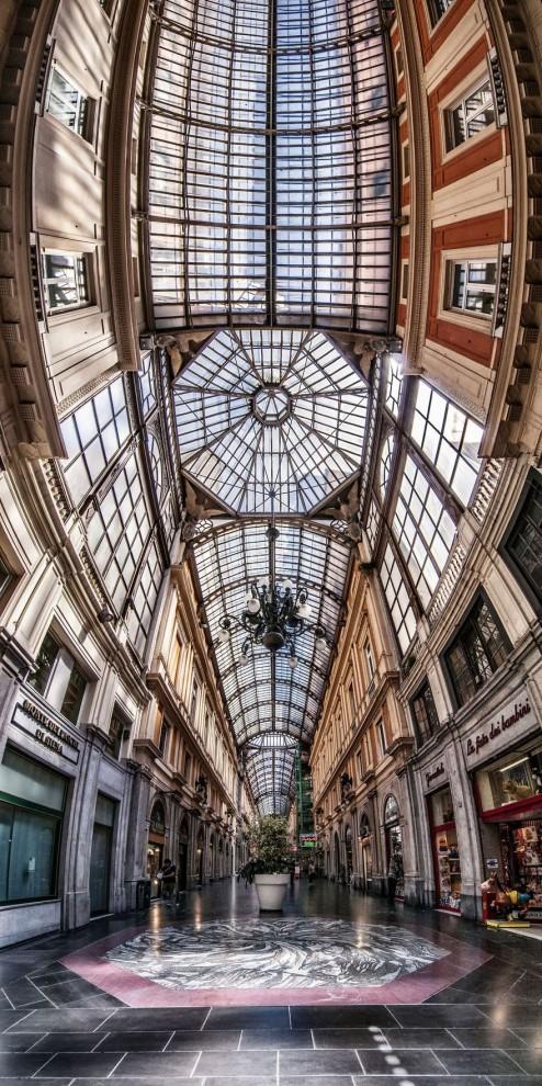 Поразительная архитектура на вертикальных панорамах Andrea Facco