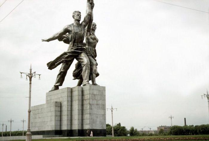 Жизнь в Советском Союзе глазами иностранца ч.2